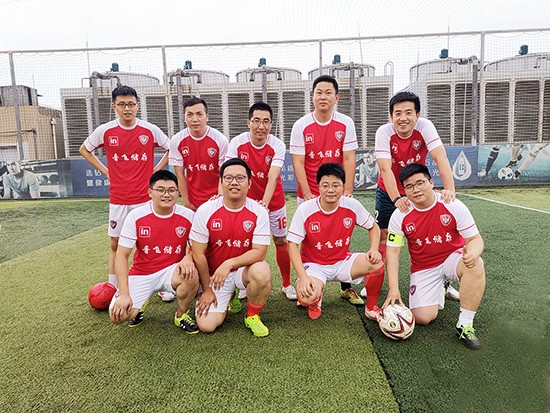 激情、创新、和谐——乐虎国际登陆足球队,为梦想而生!