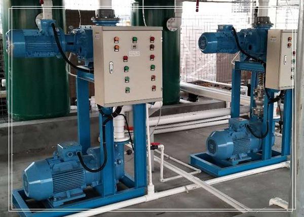 水环真空泵机组冷却的四大处理方法