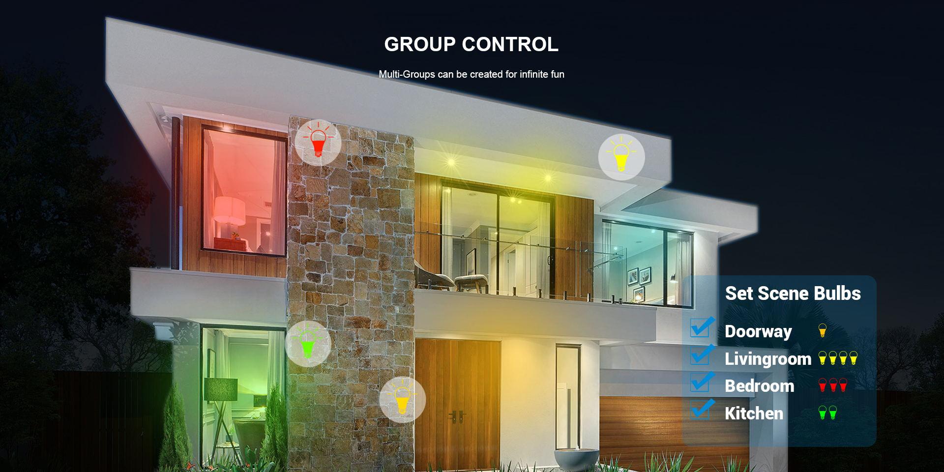 Smart RGB Light Bulb