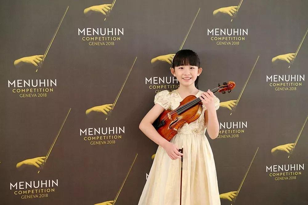 新加坡莱佛士音乐大赛,一场与国际精英的小提琴演奏PK