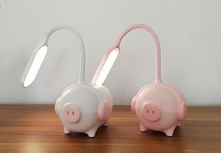 猪小萌LED台灯-家居用品
