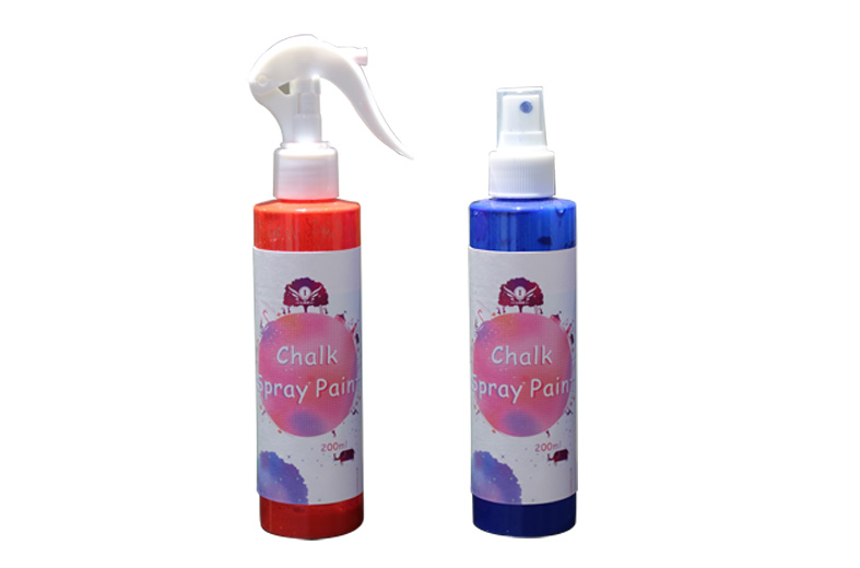 AEROPAK Liquid Chalk Spray for kids