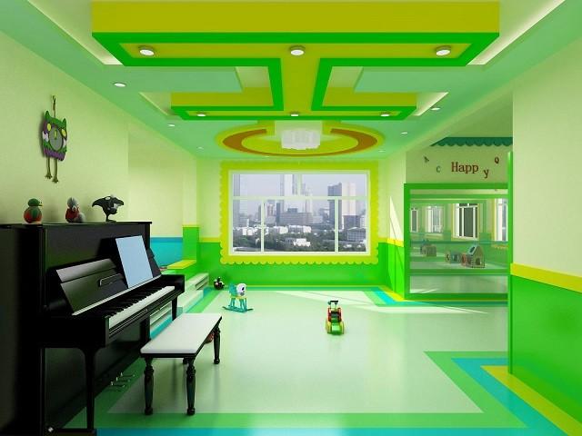 钢琴音乐培训室