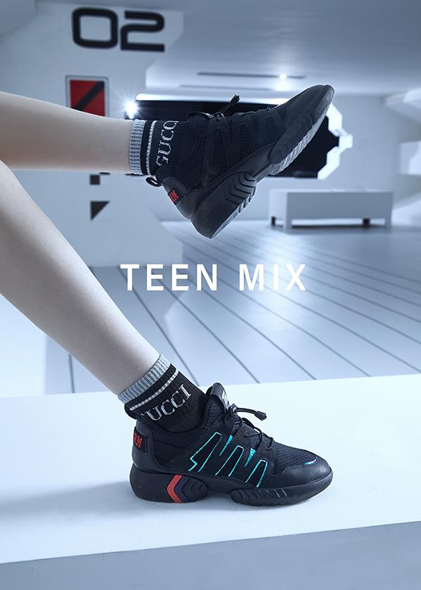 TEEN MIX