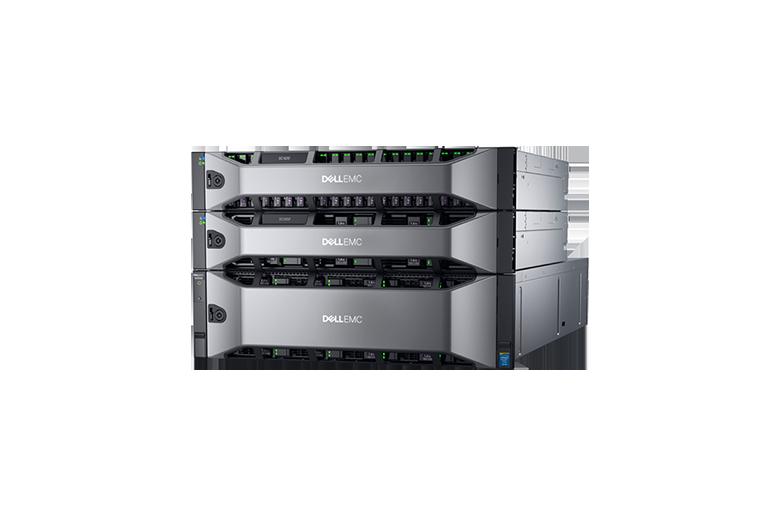 Dell EMC SC 系列 全闪存SC5020