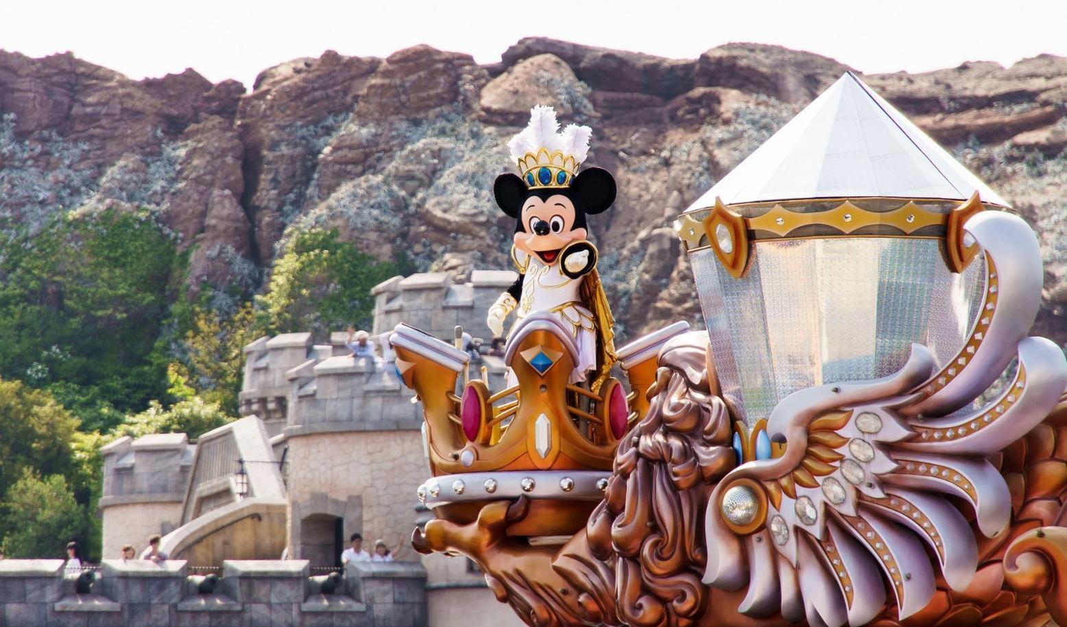 """""""温情童话"""",迪士尼忘了吗?"""