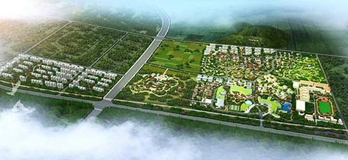 易县影视特色小镇总体规划