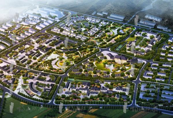鹰潭市南部片区(大龙虎山区域)概念性规划
