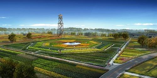 """滨海新城""""花园滨海""""亿博团队全天实时计划观光项目策划方案"""