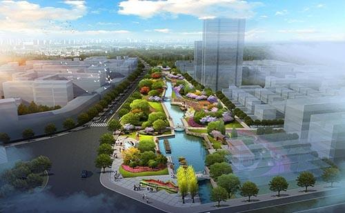 宜良县西河沿线整治规划