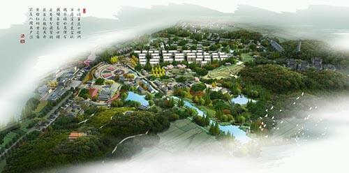 宁都状元文化园亿博团队全天实时计划概念性规划
