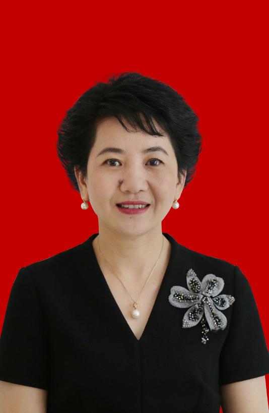 蔡文娟女士