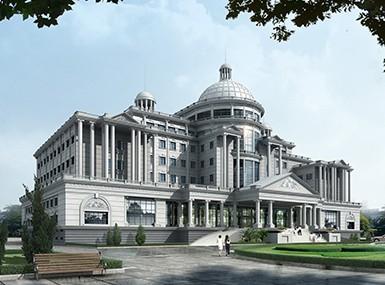 襄樊(国家)高新技术产业开发区管理委员会办公大楼
