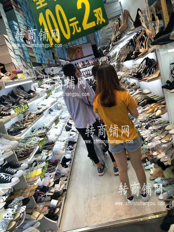 罗湖区东门南塘商业中心26平旺铺急转