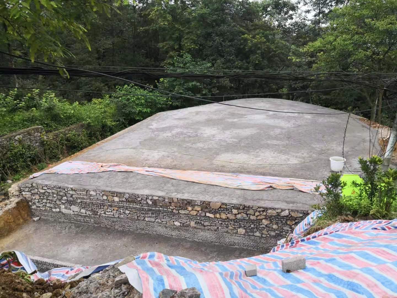 重庆市武隆区仙女山镇核桃村污水处理站改建工程进展顺利
