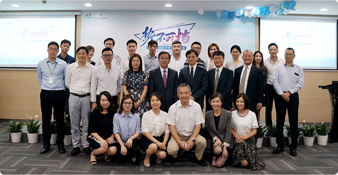 Jul. 2018  Celebration on breakthrough of one million boxes of Coniel®