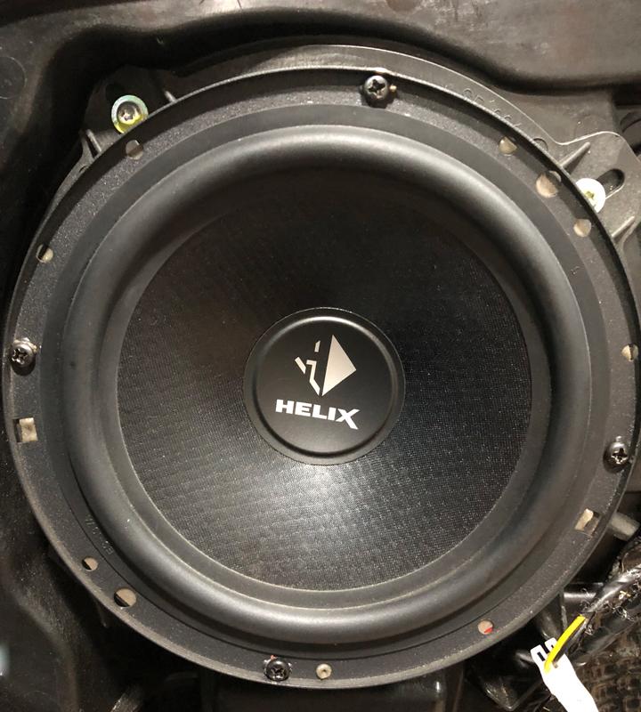 小改装,大提升!现代名图升级德国HELIX P 63C三分频套装喇叭