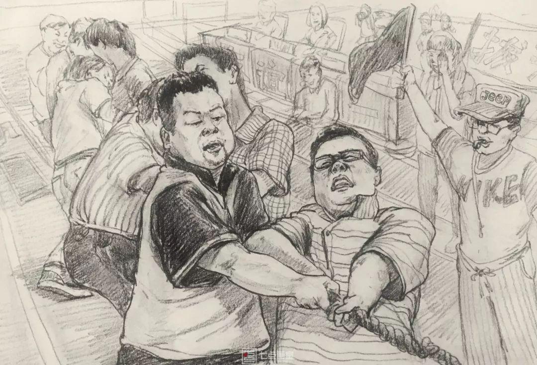 """七点画室 ▏零基础""""宝藏男孩""""的逆袭之路"""