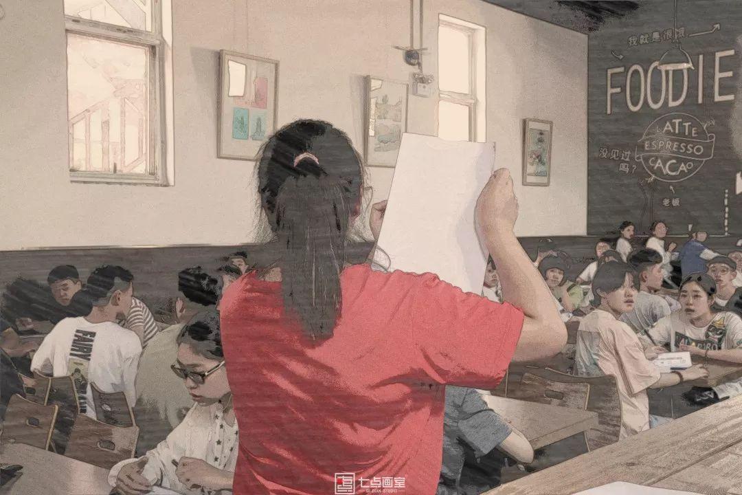 那个经常回复我们私信的小七老师究竟是何方神圣?