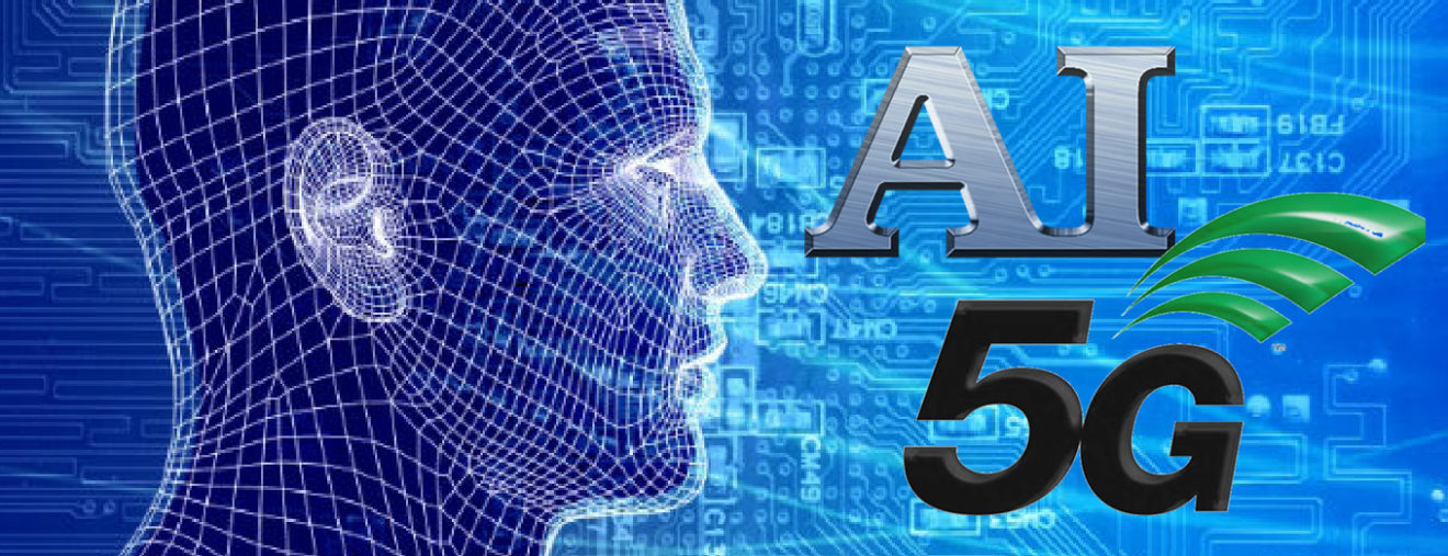 What is the relationship between 5G and artificial intelligence?