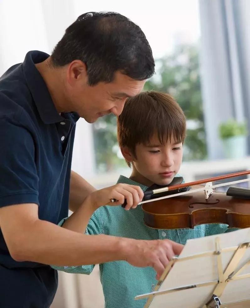 Si孩子潜能测评:陪孩子练琴,你说的最多的话是什么?