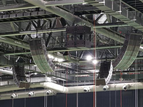 宁波奥体中心首迎世界顶级赛事 音王扩声系统完美助攻2019国际男篮热身赛