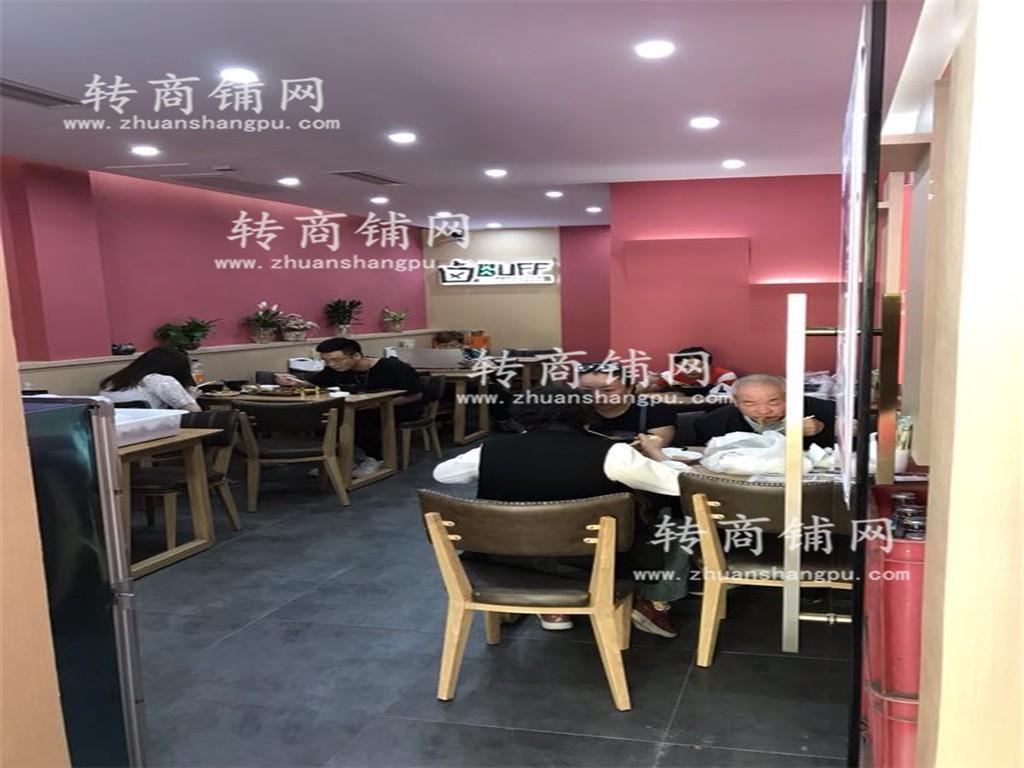 后湖临街餐饮旺铺出租!!!