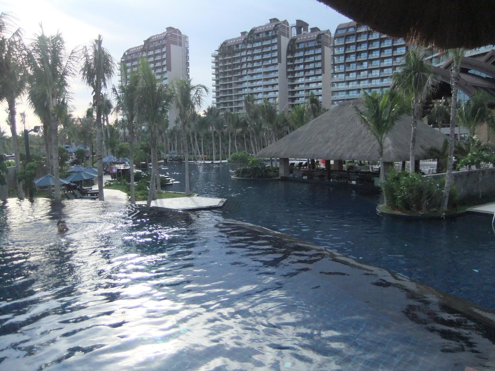 惠州白鹭湖喜来登度假酒店