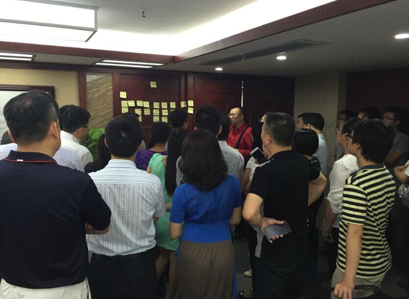 中远物流项目经理的项目管理思维提升第二期
