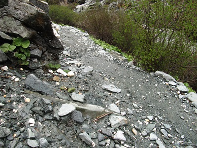 地质灾害治理中滑坡问题的治理