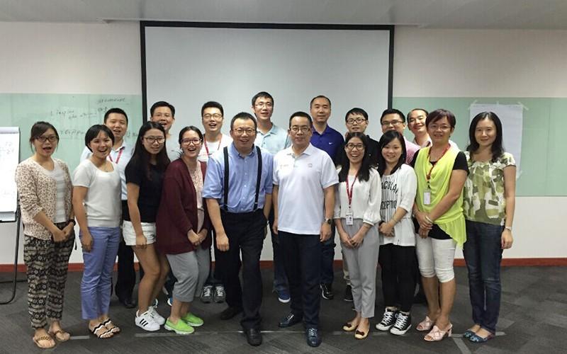 李锦记下属天方健药业敏捷项目管理