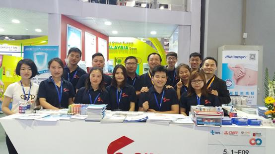 CMEF,上海亚澳的成长足迹