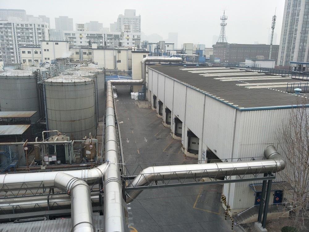 广州宝洁天津分公司废气治理项目