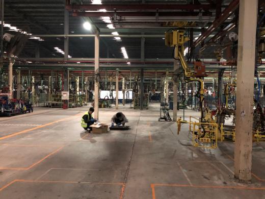 重庆力帆有限公司鸳鸯厂区土壤调查及修复工程场地调查与风险评估