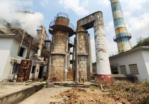 重庆顺安爆破器材有限公司复兴厂区环境调查与风险评估报告、修复工程竣工验收报告