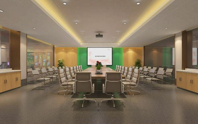 杭州培训学校设计装修效果图