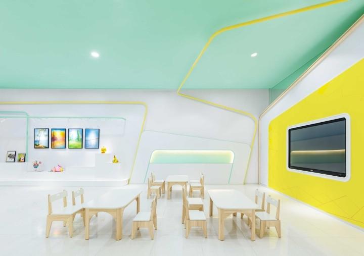 52艺术教育机构空间设计