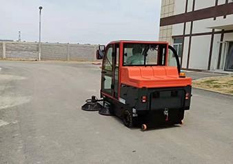 河南圆方物业管理有限公司购入1900扫地车