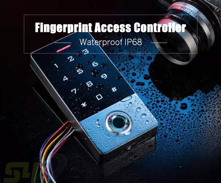 Waterproof IP68 Fingerprint Access Control