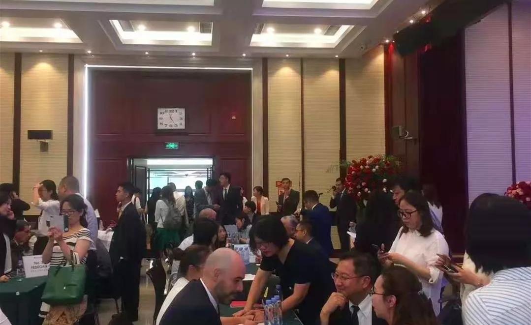 中國-哥倫比亞經貿論壇在京舉行,油博士總經理應邀出席,積極拓展國際市場,迎接發展新機遇