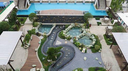 广州从化碧泉空中温泉