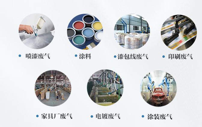 印刷废气专用除味剂