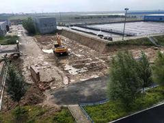 内蒙古污水处理一期提标改造工程顺利开工