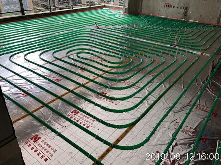 地暖盤管越密集越好嗎,地暖怎么施工才科學