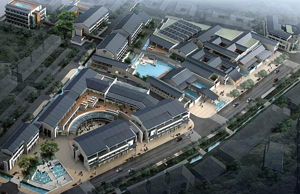 鲁迅故里二期•咸亨新天地规划设计