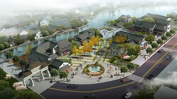 苏州市吴中区甪直镇亿博团队全天实时计划发展总体规划