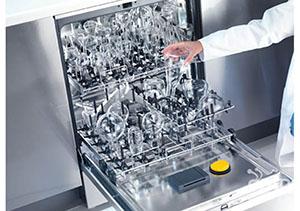快速装载和有效利用机柜空间 - Miele EasyLoad系统