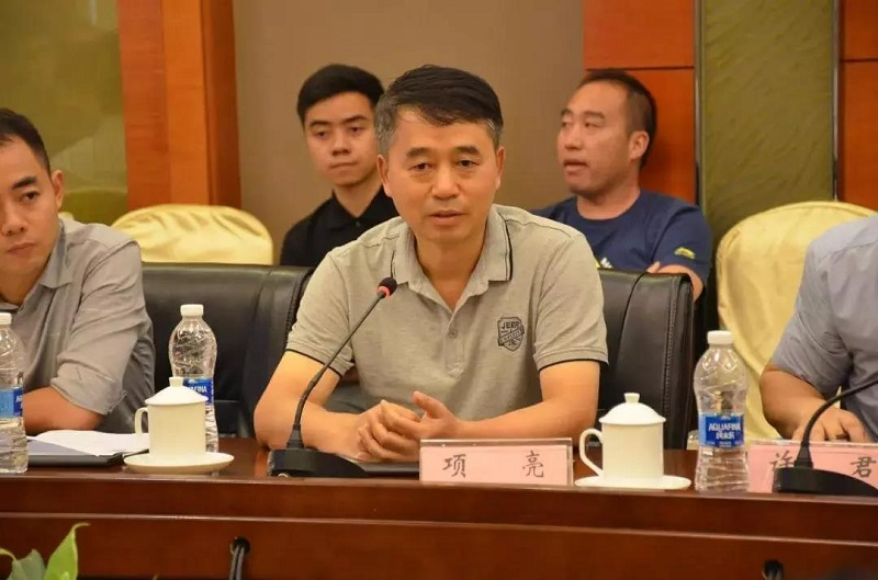 DANSN Attends Hefei Housing Rental Industry Exchange