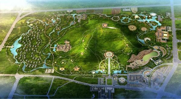 河北省保定市第二届旅发大会总体规划