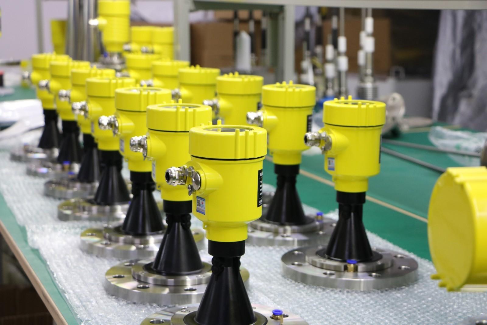 工业转型催动雷达液位计市场的发展